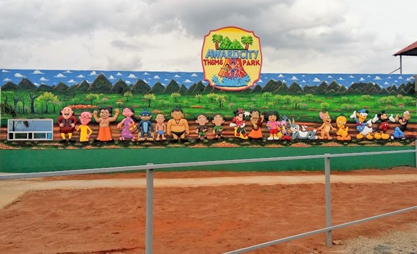 Find Amusement Parks In Tiruchirappalli Tn